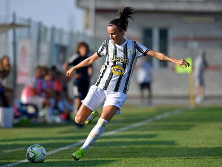 Barbara Bonansea: simbolo di una Juve campione e del calcio femminile italiano.
