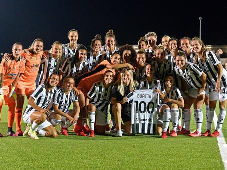 J-Women qualificata al secondo turno di Champions: 4-1 al St.Polten