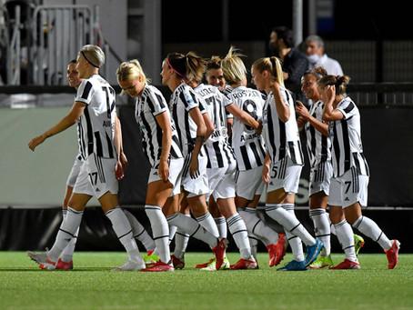 J-Women, buona la prima: Pomigliano sconfitto 3-0