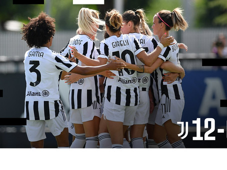 J-Women, riscatto Champions: 12-0 al Kamenica Sasa