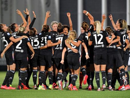 J-Women nell'elite europea: 1-0 al Vllaznia e qualificazione ai gironi di Champions League