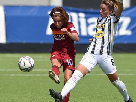 La più amara delle vittorie: la Juventus Women batte la Roma ma è eliminata dalla Coppa Italia