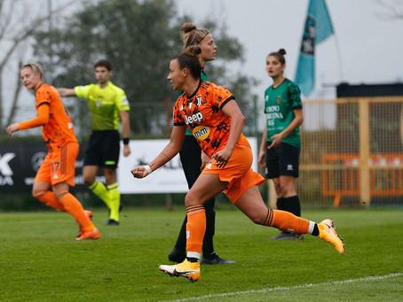 Juventus Women, rimonta in due minuti: 2-1 alla Florentia e ottava vittoria su otto gare.