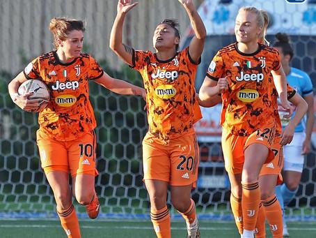 Juventus Women, altra vittoria in rimonta: Napoli sconfitto 2-1