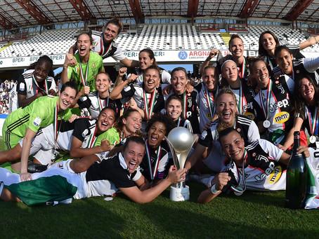 Juventus Women, alla fine è terzo scudetto consecutivo: giustizia è fatta.