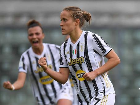 Un treno che non conosce fermate: la Juventus Women batte anche il Sassuolo