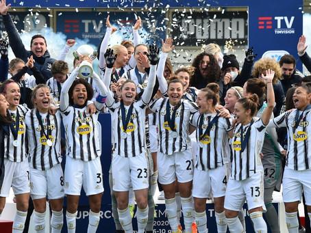 Benvenuti al Bonansea show: la Juventus Women fa sua la Supercoppa Italiana