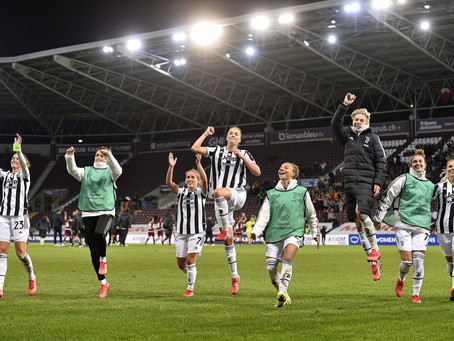 Juventus Women, triplice tripudio in Svizzera: Servette battuto 3-0