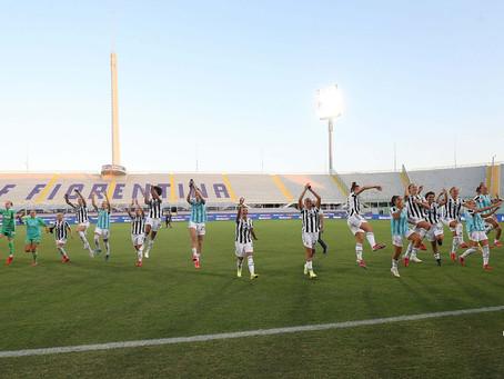 Bonansea e Cernoia regine di Firenze: Fiorentina sconfitta 0-3