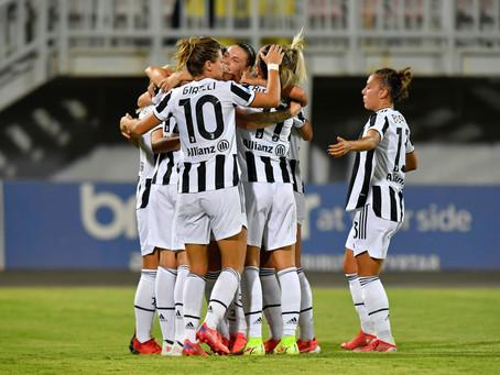 J-Women, qualificazione ipotecata: 2-0 al Vllaznia in Champions League