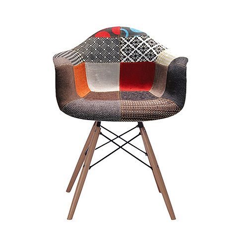 QUILT DINING ARMCHAIR