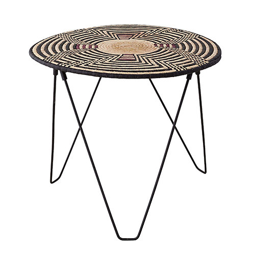 ETHNIC SIDE TABLE