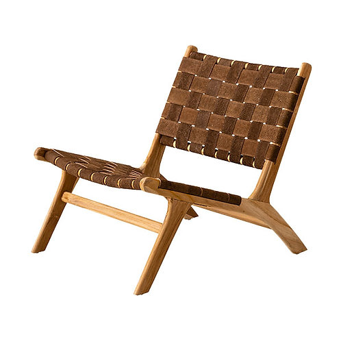 STRAP OCCASIONAL CHAIR
