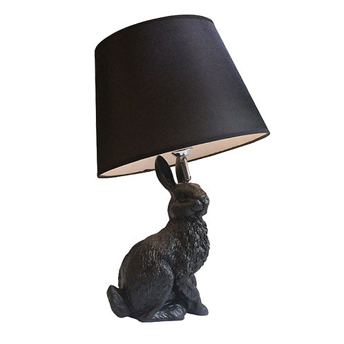 REPLICA RABBIT TABLE LAMP