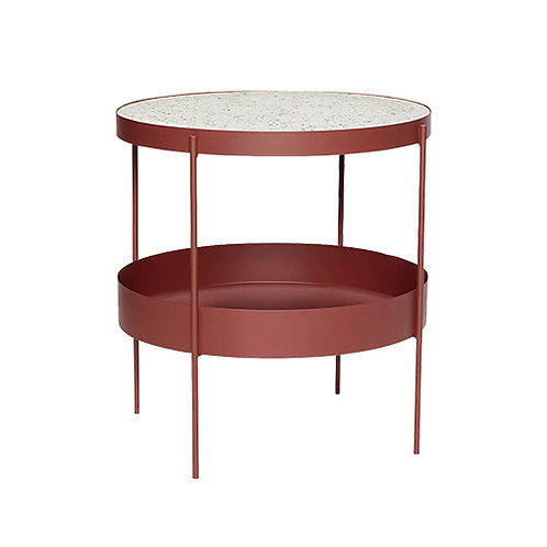 COCOA SIDE TABLE