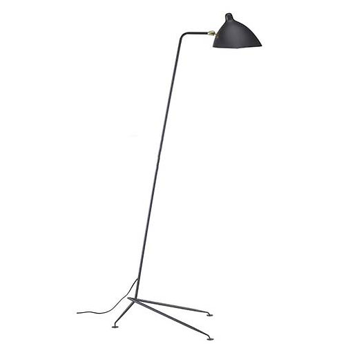 REPLICA SERGE MOUILLE FLOOR LIGHT | 1 ARM