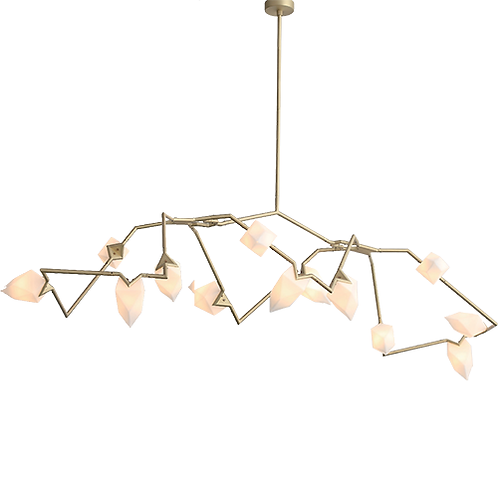 REPLICA SEED CHANDELIER | 13 LIGHTS