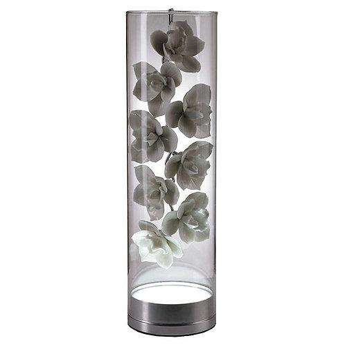 REPLICA CYMBIDIUM ORCHID VESSEL TABLE LAMP
