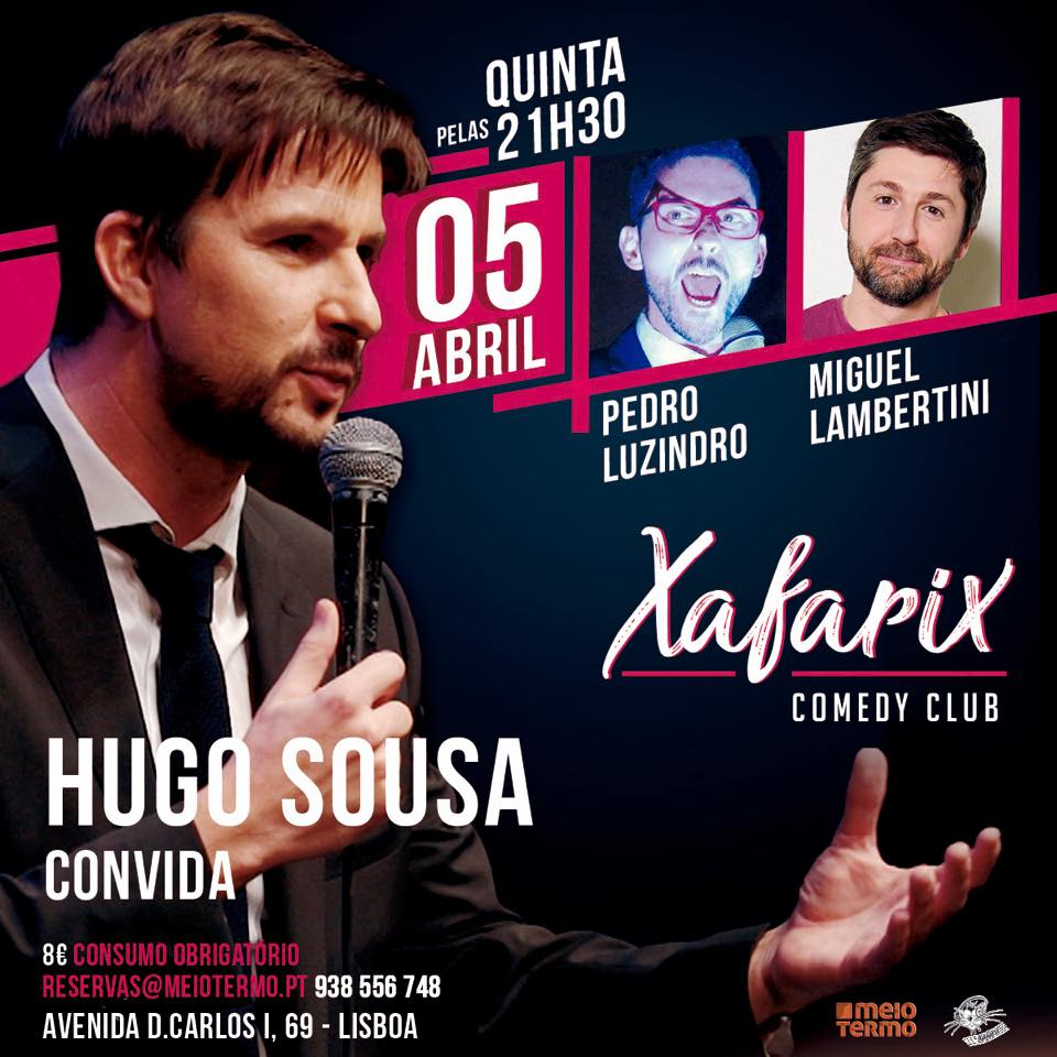 Xafarix Comedy Club