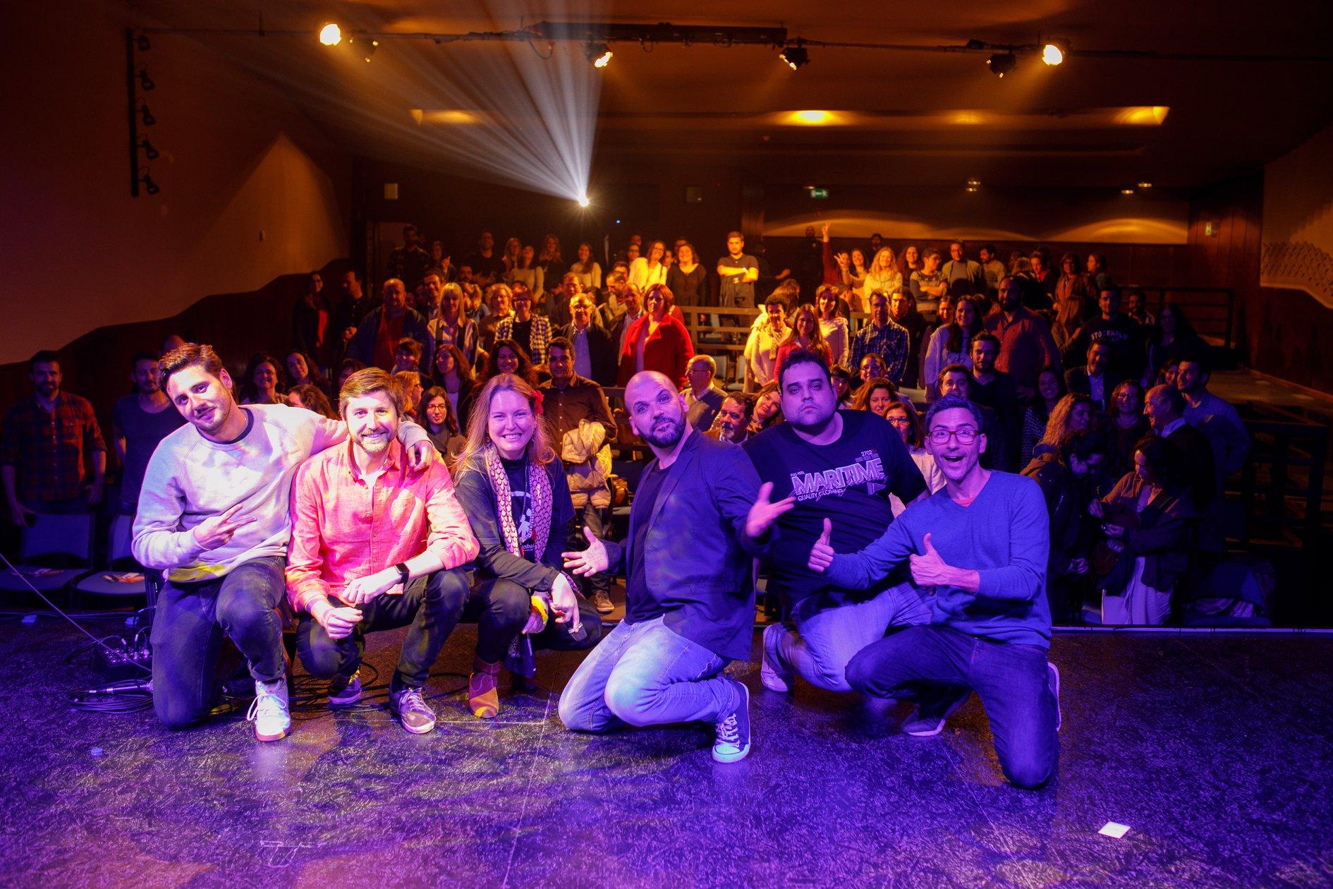 Cinema São Jorge_ Stand Up Solidário