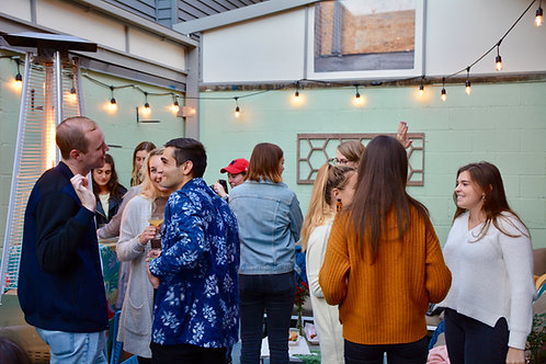 Colada Shop - Roasted Pig and Open Bar Rooftop Party for 75 People
