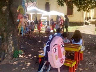 Carnaval no Museu da Cana