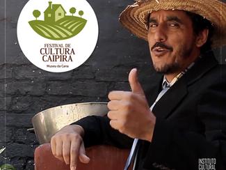 1º Festival de Cultura Caipira