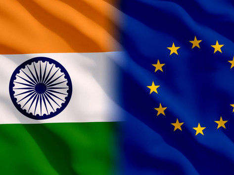 Indo-European Rapprochement and the Competing Multilateral Geopolitics