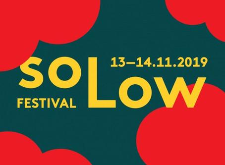 פסטיבל Solow חוזר בפעם השלישית 13-14.11.2019