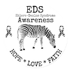 zebra_ehlers_danlos_syndrome_eds_sticker