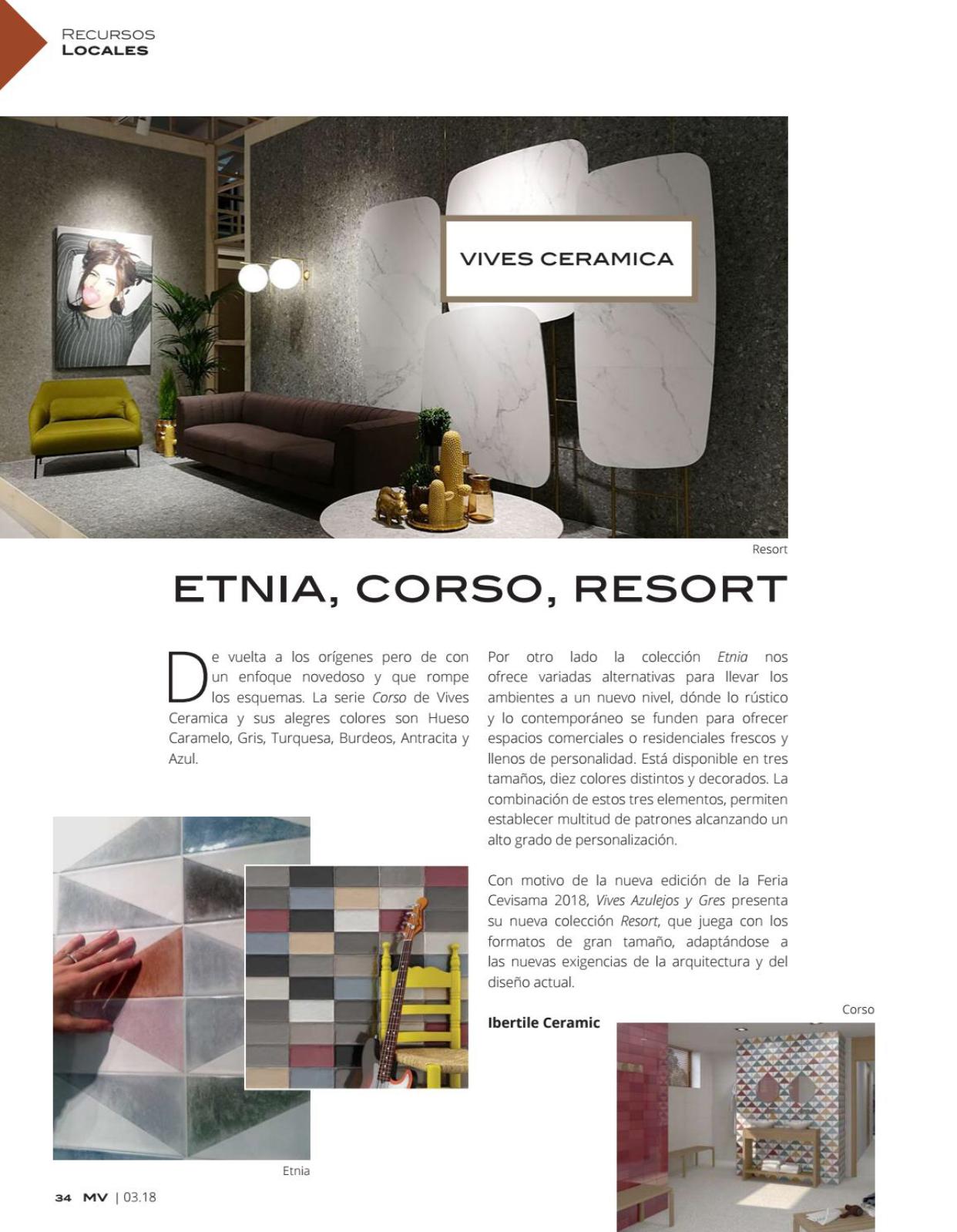 Etnia, corso, resort