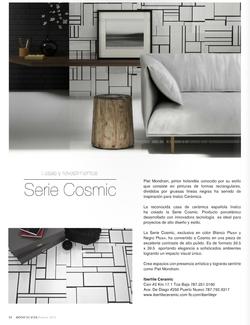 Serie Cosmic