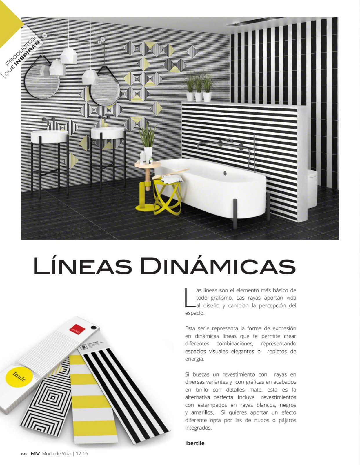 Líneas dinámicas