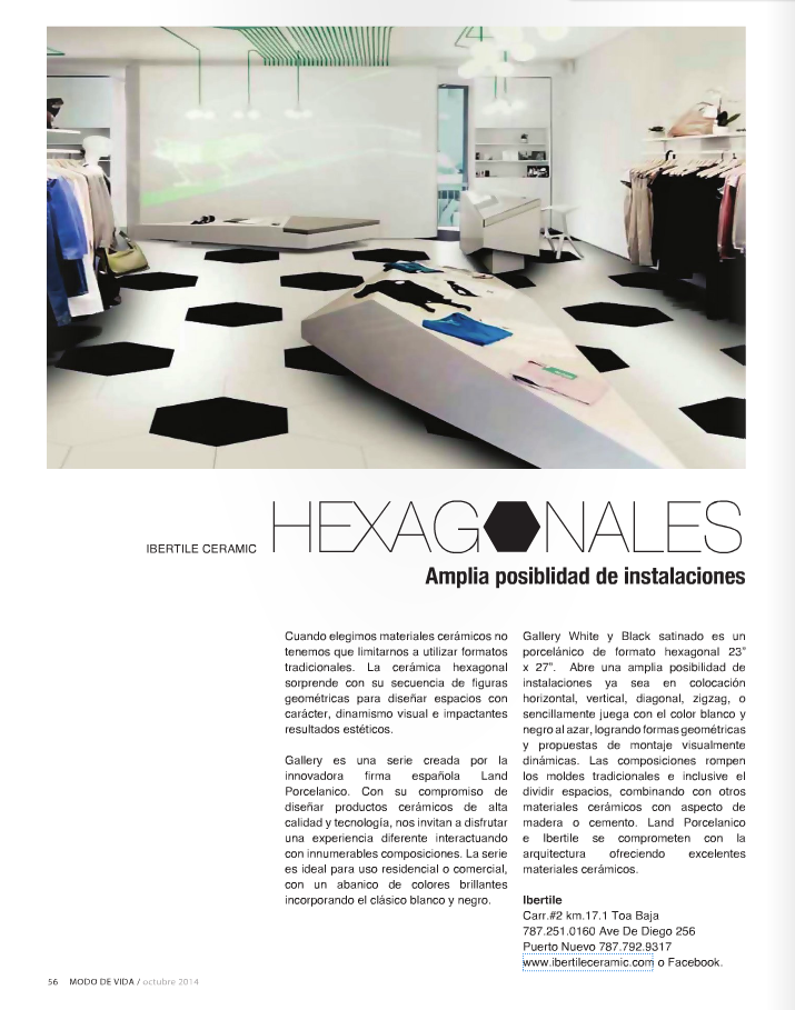 Hexagonales