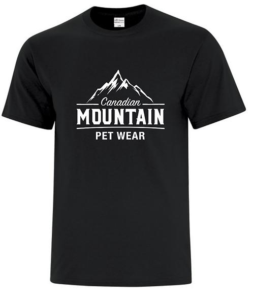 Canadian Mountain Pet Wear T-shirt