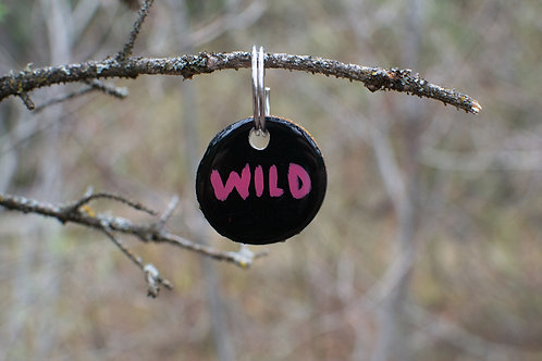 Into the WILD - Pink