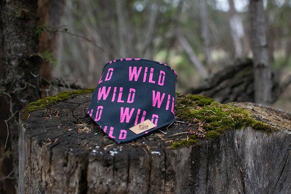 Into the WILD - Pink Eco Bandana
