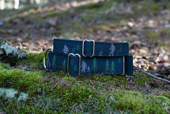 A Sasquatch Adventure Eco Collar