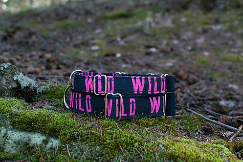 Into the WILD Eco Collar - Pink