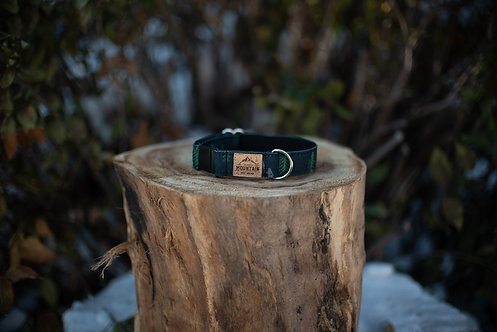 A Sasquatch Adventure Eco Canvas Cat Collar