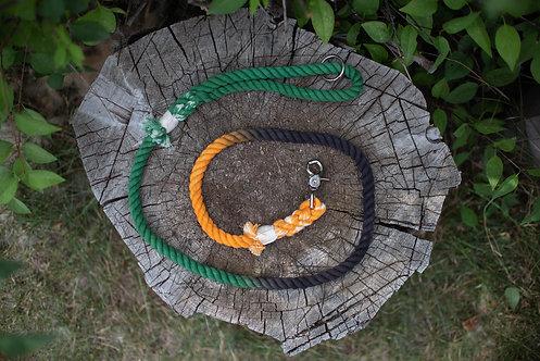 Pumpkin Patch Rope Leash