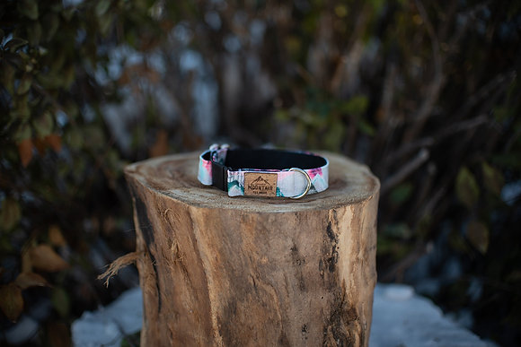 Jasper Eco Canvas Cat Collar