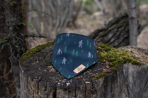 A Sasquatch Adventure Eco Bandana
