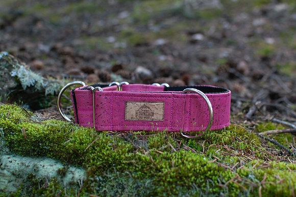 Pink Cork Collar