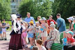 Праздник нашего двора Витебский