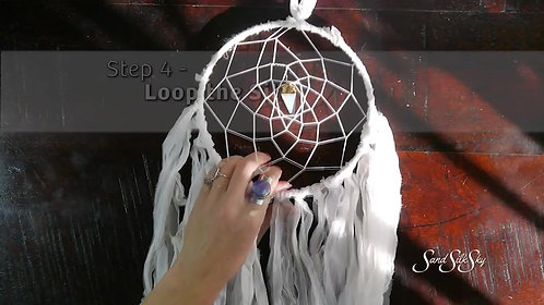 Freedom-to-Dream DIY Dreamcatcher Kit