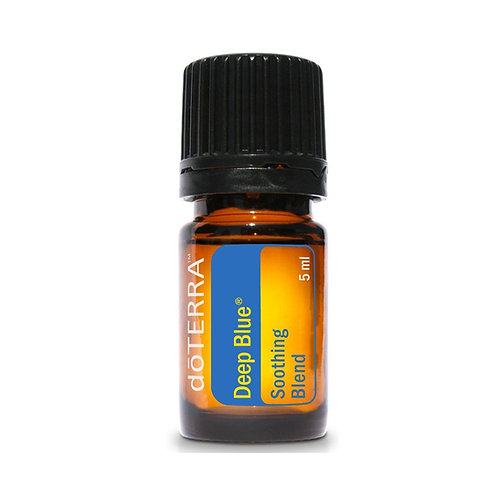 dōTERRA Deep Blue Oil Blend