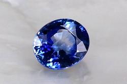 Grade AA  Vivid Blue Sapphire