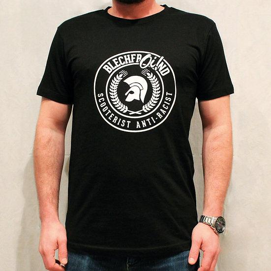BlechfrOi!nd T-Shirt Scooterist