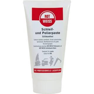 ROTWEISS Schleif- und Polierpaste 150 ml Tube